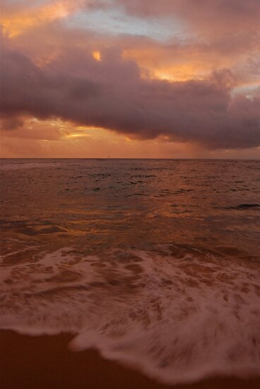 Morning Takes Hold... Kauai Sensual Series by linaji