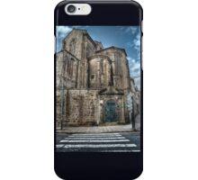 St. Francis Church iPhone Case/Skin