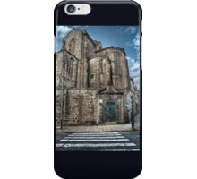 St. Francis Church iPhone Case/Skin