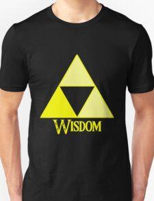Triforce of Wisdom Unisex T-Shirt