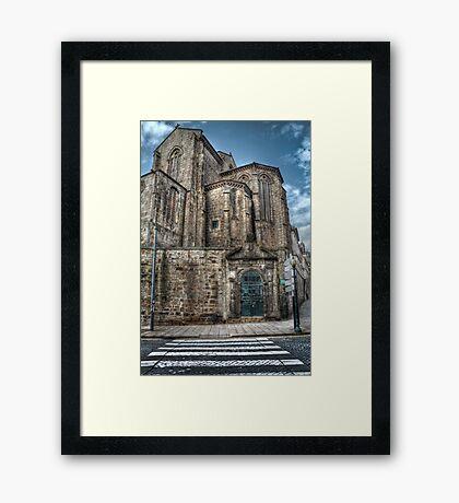St. Francis Church Framed Print