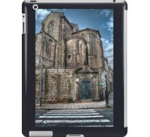 St. Francis Church iPad Case/Skin