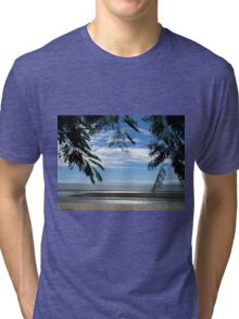 Ocean View - Seaforth Tri-blend T-Shirt