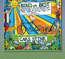 bikes are best ... by bicyclegood