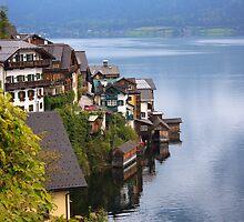 Hallstatt, Austria by Sue Leonard