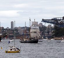 Tall Ships by Steven Guy