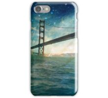 The Magical Golden Gate Bridge iPhone Case/Skin
