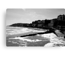 View From A Pier. Canvas Print