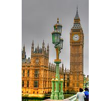 The Tower Of Big Ben Photographic Print