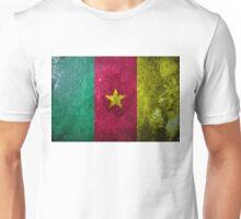 Cameroon Grunge Unisex T-Shirt