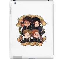 HP - Marauders iPad Case/Skin