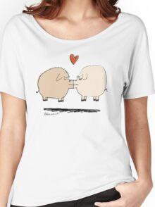 Smooch Women's Relaxed Fit T-Shirt