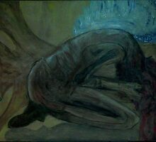 Raw Tragedy of A Fallen Angel by Silvia de Caceres