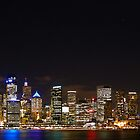 Sydney Panorama by Tony Walton