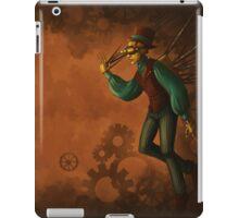 Automatonic Electronic Harmonics iPad Case/Skin