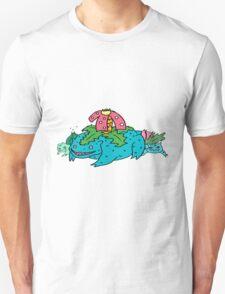 Kanto Grass Starters T-Shirt
