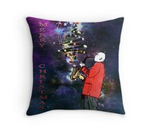 Merry Chistmas.... Throw Pillow