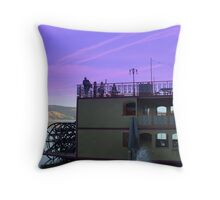 Fantasy Voyage Throw Pillow