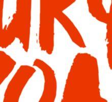 Mad max: Fury Road  Sticker