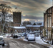 Askrigg Main Street by NSQPhotography
