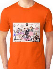 BTS/Bangtan Sonyeondan - Collage Unisex T-Shirt