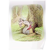 The Tale of Timmy Tiptoes Beatrix Potter 1911 0008 Home Poster