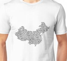 Bike China Tee-Shirt Unisex T-Shirt