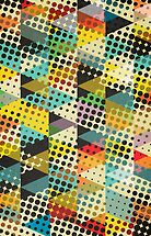 Dots and Triangles II by metron