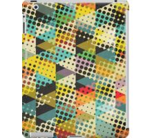 Dots and Triangles II iPad Case/Skin