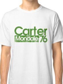 Jimmy Carter Mondale 1976 Classic T-Shirt