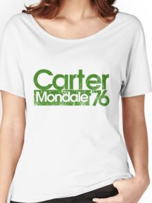 Jimmy Carter Mondale 1976 Women's Relaxed Fit T-Shirt
