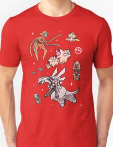 Space Pokemon Party T-Shirt