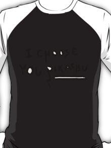 I choose you pikachu T-Shirt