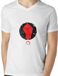 Celebrate Mediocrity  Mens V-Neck T-Shirt