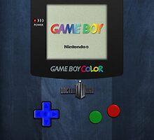 Gameboy Color by SmartFriend