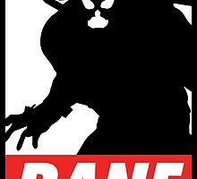 OBEY me for I am BANE by unitycreative