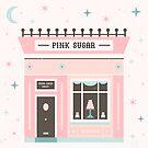 Pink Sugar Bakery  by CarlyWatts