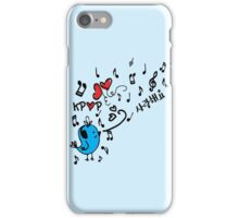 LOVE  KPOP BLUE BIRD iPhone Case/Skin