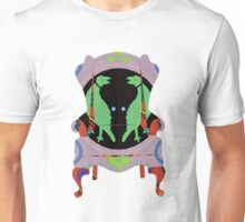 Decorated armchair Unisex T-Shirt