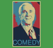 Leslie Nielsen: Comedy Genius by banocanut