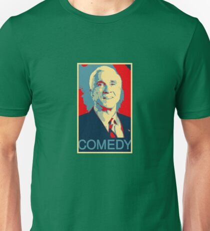 Leslie Nielsen: Comedy Genius Unisex T-Shirt