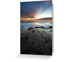 Laguna Coast Greeting Card