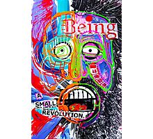 Being Small Photographic Print