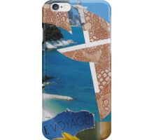 Collage Italy-Italie Inspiration Trip-Voyage iPhone Case/Skin