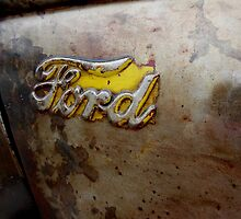 FORD by Perggals© - Stacey Turner