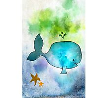 Ginkelmier Land ~ Whale Photographic Print