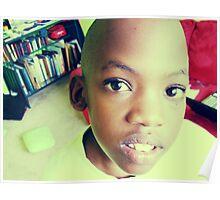 Child at awe Poster