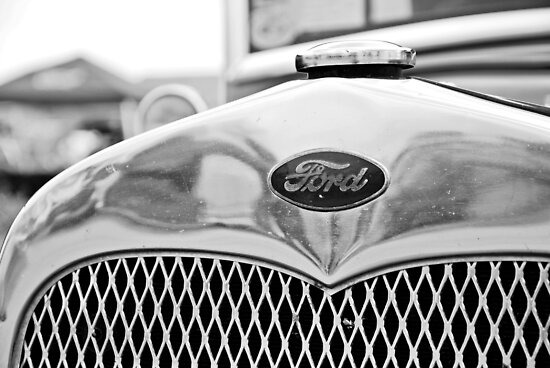 Vintage Ford by Rachel Counts