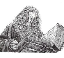 Gandalf by Philip Tinkler