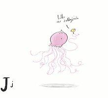 """Hello Mr Jellyfish"" by Tom Disbury"